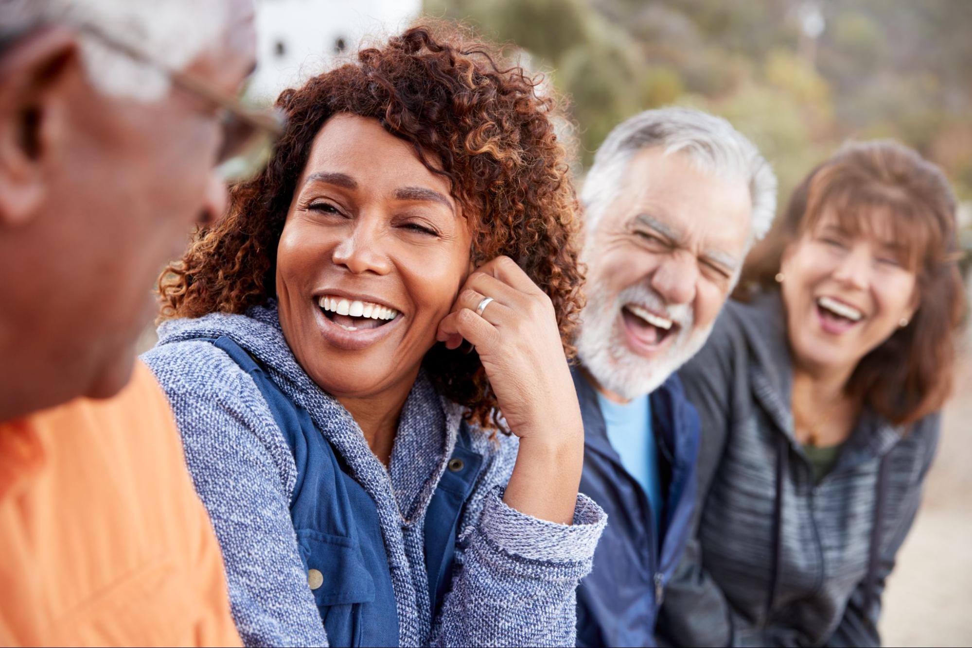Receive gold standard dental treatment with next smile™ all-on-4® and dental implants